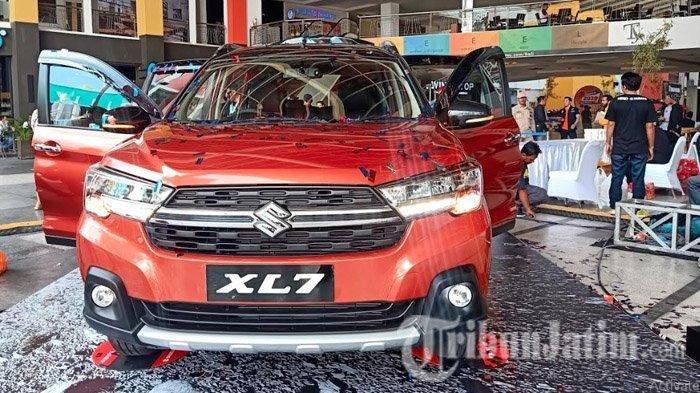 LIST Daftar Harga Mobil Akhir Februari 2020 Suzuki XL7, Suzuki Ertiga, Karimun Wagon R, APV Jimny