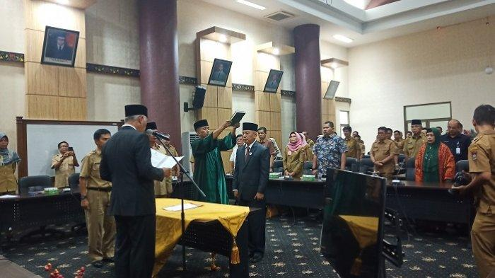 BREAKING NEWS: Kepala Dinas Pertanian Padang Diganti, Imbas Penas Tani Batal?