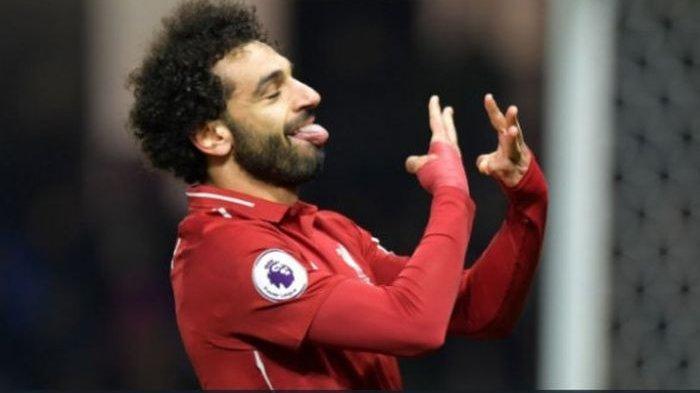 Gol Mohamed Salah Lewat Aksi Akrobatik Menukik, Pasukan Jose Mourinho Rasakan Minim Operan