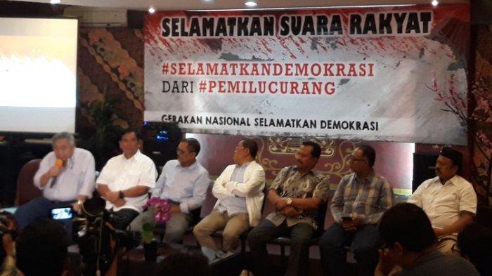 Bambang Widjojanto Katakan Perlu Gerakan Masif dari Publik untuk Bongkar Dugaan Kecurangan