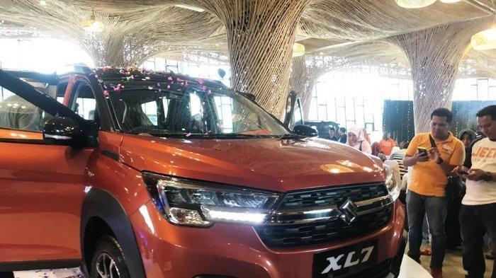 LIST Daftar Harga Mobil Suzuki Terbaru Maret 2020, Mulai Suzuki XL7, Ertiga, Karimun Wagon R, Ignis