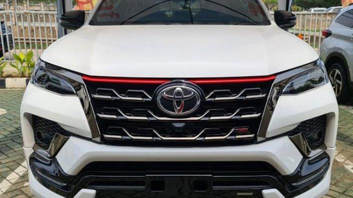 Apa Saja yang Baru di Toyota Fortuner Facelift? Dikabarkan Banyak Perubahan, Diluncurkan Siang Ini