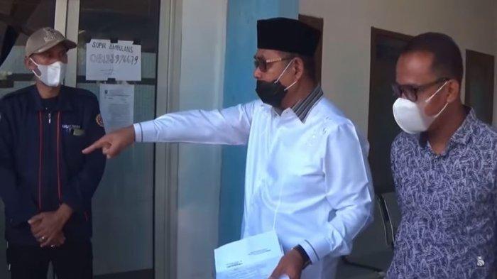 VIRAL Video Bupati Solok Epyardi Asda Ngamuk di Puskesmas, Gegara UGD Tutup Pukul 17.00 WIB