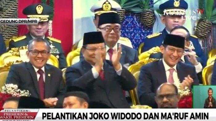 Bamsoet Lempar Pantun ke Prabowo-Sandi saat Mengawali Sambutan Ketua MPR RI