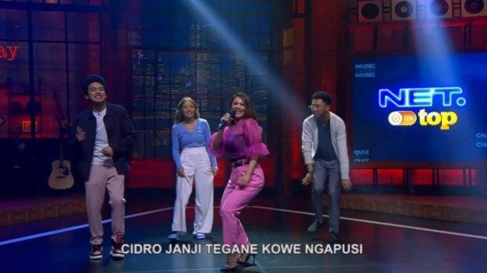 Program 'NET On Top' Jadi Panggung Musik Lintas Generasi dan Genre