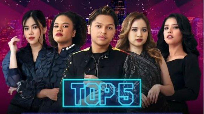 LIVE Streaming Indonesian Idol Senin, 15 Maret 2021: Giliran Juri Berduet dengan Kontestan Top 5