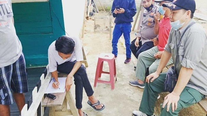 VIRAL Video Youtuber Dharmasraya Siksa Monyet Ekor Panjang, Dikecam Netizen, BKSDA Turun Tangan