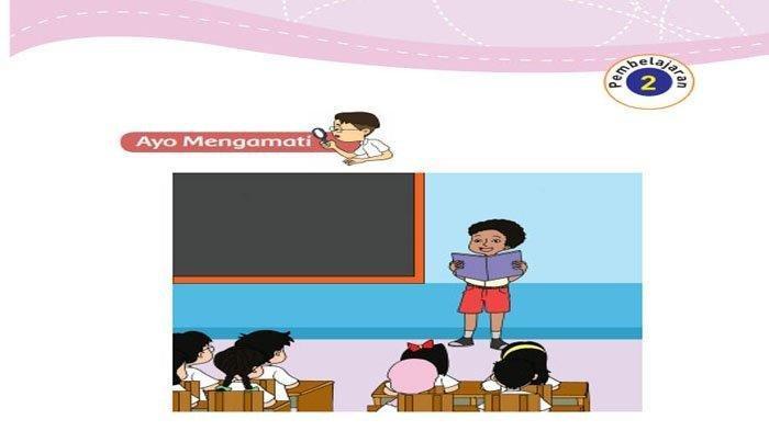 Kunci Jawaban Tema 2 kelas 3 Halaman 65 66 67 68 69 70 71 72, Subtema 2 Pembelajaran 2