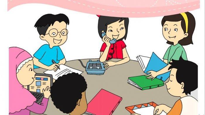 Lalu, Buatlah Kalimat dari Kata yang Kamu Temukan! Kunci Jawaban Tema 7 kelas 3 Halaman 193