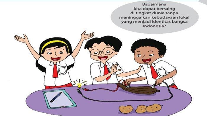 Kunci Jawaban Tema 4 Kelas 6 Halaman 99,100,102,103 Indonesia Luncurkan Program Akademi Energi Surya