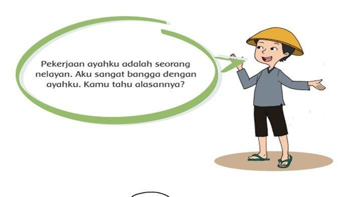 Apa yang Digunakan oleh Nelayan Tradisional untuk Menangkap Ikan? Jawaban Tema 4 Kelas 4 Halaman 55