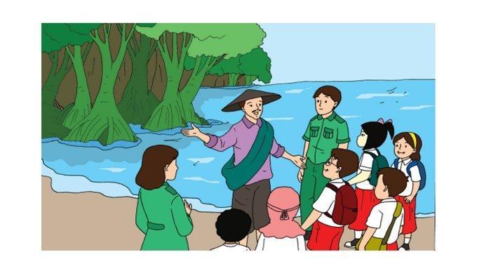 Tabel Pantai, Dataran Tinggi dan Dataran Rendah: Lokasi, Ciri-ciri,Sumber Daya Alam hingga Manfaat
