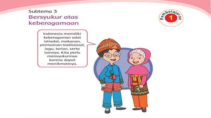 Kunci Jawaban Buku Tema 1 Kelas 4 Halaman 130, 131, dan 132 Subtema 3 Pembelajaran 1