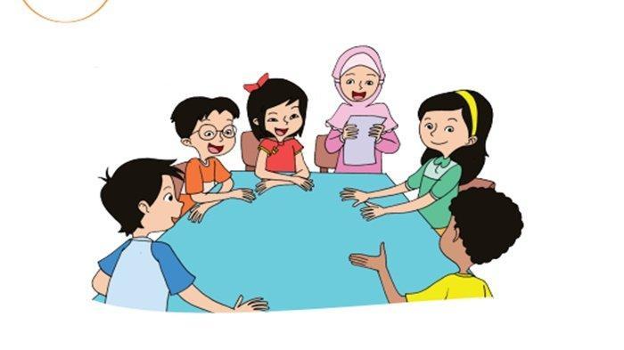 Kunci Jawaban Tema 4 Kelas 5 Halaman 45, Contoh Pantun Jenaka , Pantun Nasihat, Pantun Teka-teki