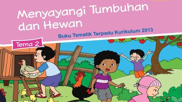 Untuk Apa Kata Terima Kasih Diucapkan? Jawaban Buku Tema 2 Kelas 3 Halaman 15