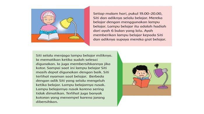 Apakah Hak yang Didapatkan oleh Siti? Kunci Jawaban Buku Tema 3 Kelas 6 Halaman 39