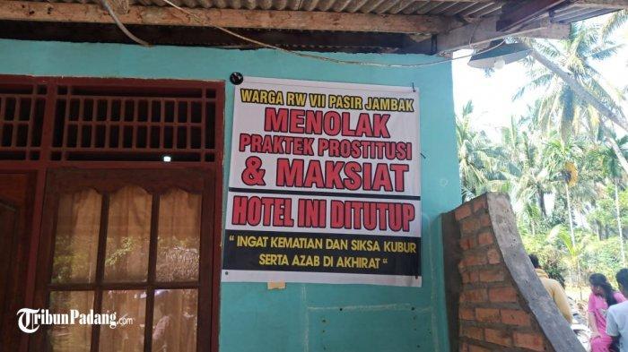 Warga Segel Penginapan di Padang, Taslim: Selama Saya Jadi Lurah, Sudah 2 Kali Dilakukan Penyegalan