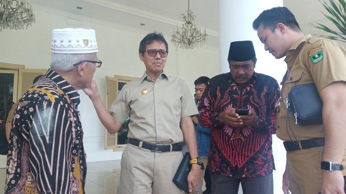 Khawatir Virus Corona, Gubernur Irwan Prayitno Ungkap Banyak Tamu Batal Kunjungi Sumbar