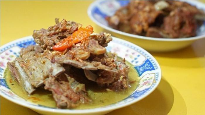 Resep Olahan Daging Kambing, Tengkleng Kambing Bumbu Halus untuk 7 Porsi