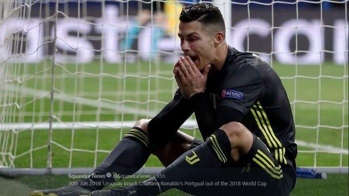 Cristiano Ronaldo Gagal Raih Ballon d'Or 2019, Bek Juventus Tuding Ada Pihak yang Bermain