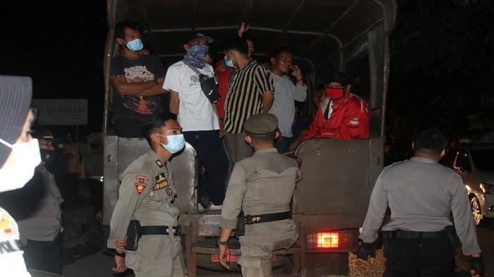 47 Orang dan 1 Pelaku Usaha di Padang Terjaring Operasi Yustisi, Diduga Langgar Protokol Kesehatan
