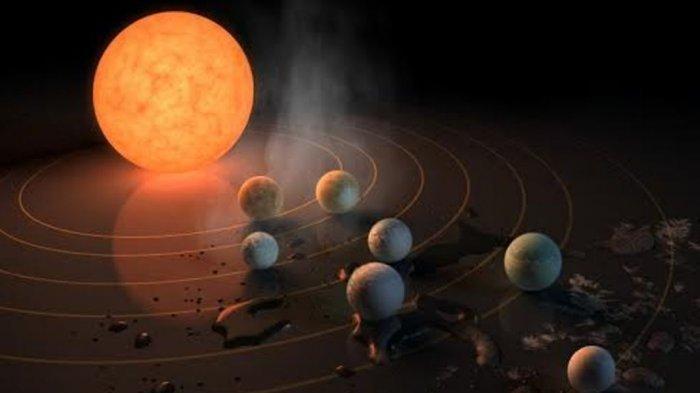 Tabel Faktor Pembeda Planet Dalam dan Planet Luar, Jawaban Tema 9 Kelas 6