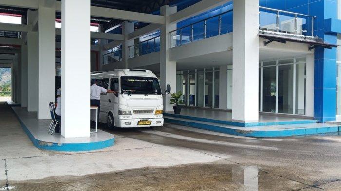 Tenant UMKM Terminal Anak Air Padang Masih Kosong, Ikra: Proses Penentuan Harga Sewa