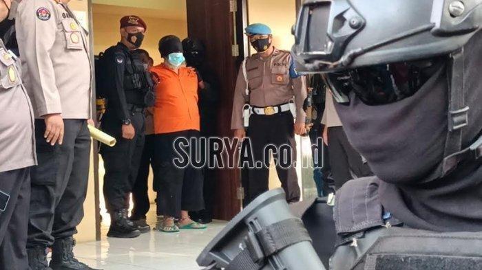 Terduga Teroris JAD Bogor, Polri Sebut KDW Jadi Admin WA Grup Diduga Diskusikan Seruan Jihad