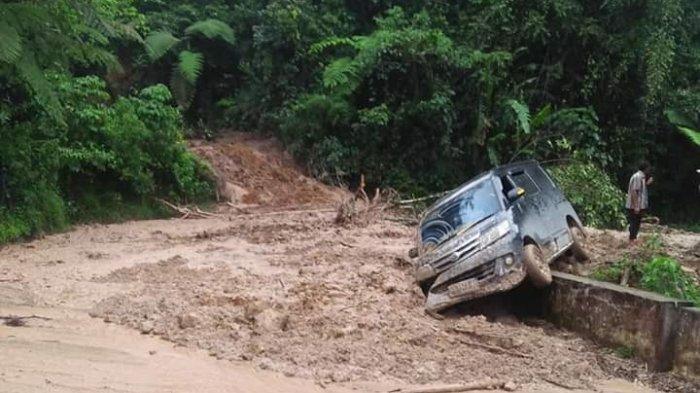 SUMBAR - Prabowo Subianto Bakal Hadiri Rapimda Gerindra| Hingga Jalan Sumbar-Riau Longsor