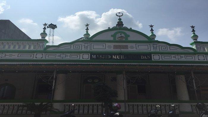Masjid Muhammadan Ditetapkan Jadi Cagar Budaya dan Masjid Tertua di Kota Padang