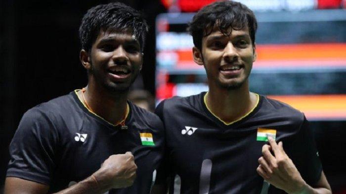 Sukses Ganda Putra India Juara di Thailand Open Ternyata Ada Tangan Dingin Pelatih Asal Indonesia