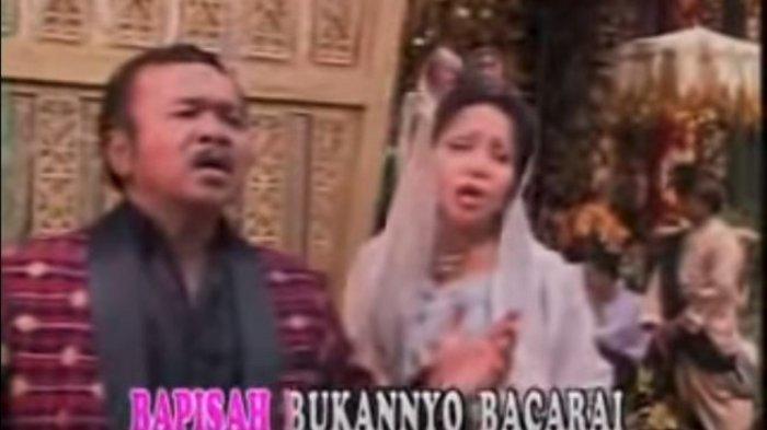 Chord Kunci Gitar dan Lirik Lagu Malam Bainai-Elly Kasim: Sambanyo Lamak Yo Mamak Si Gulai Kambiang