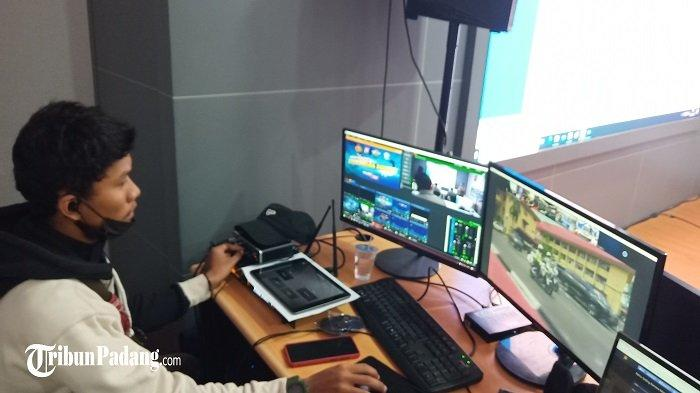 Ketahui! Titik Lokasi Kamera CCTV di Ruas Jalan Kota Padang, Ada Rekaman Pelanggar Lalu Lintas