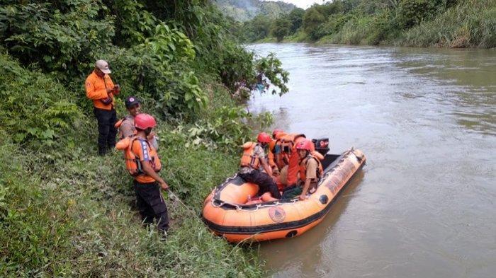1 Remaja yang Terpeleset di Sungai Batang Anai Belum Ditemukan, Pencarian Dihentikan Sementara