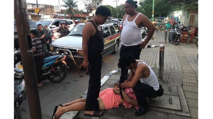 Komplotan Pelaku Jambret Jalanan di Padang Ditangkap, Beraksi di Depan Gudang Bulog