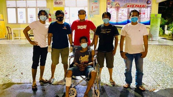 Aksi Pencurian HP Istri Polisi di Padang Terekam CCTV, Pelaku Dihadiahi Timah Panas