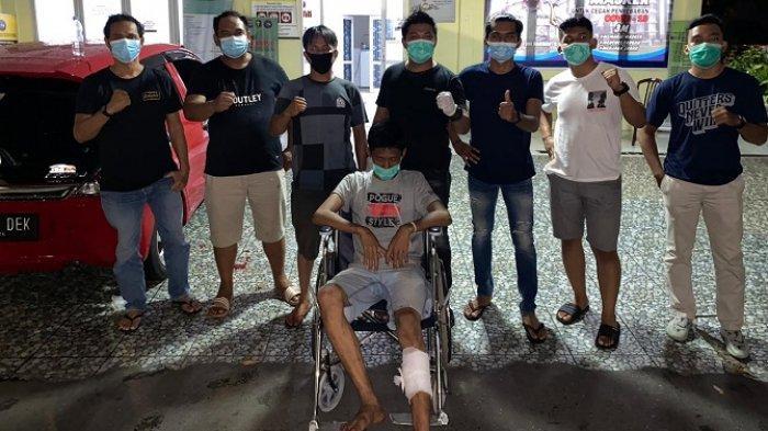 Coba Kabur saat Ditangkap, Pencuri HP di Padang Terpaksa Ditembak Polisi