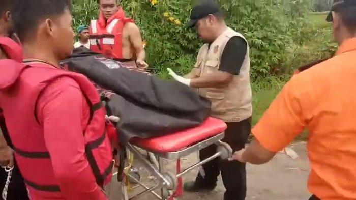 PENCARIAN 2 Penumpang Mini Bus Masuk Jurang Berakhir, 1 Bocah Jadi Korban Terakhir Ditemukan