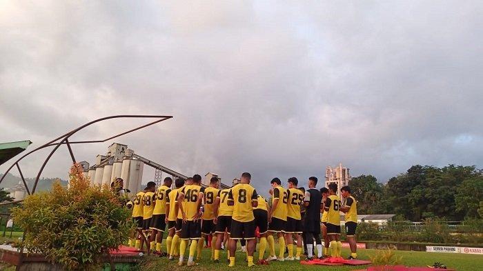 M Sanjaya Mantan Pemain Timnas Futsal Ikut Latihan Bersama Tim Kabau Sirah, Belum Terikat Kontrak