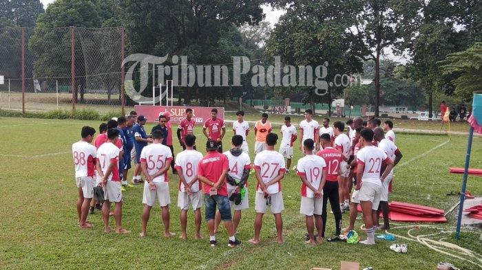 Semen Padang FC Ingin Bawa Pulang Poin dari Bandung, Pasang Target Hasil Imbang