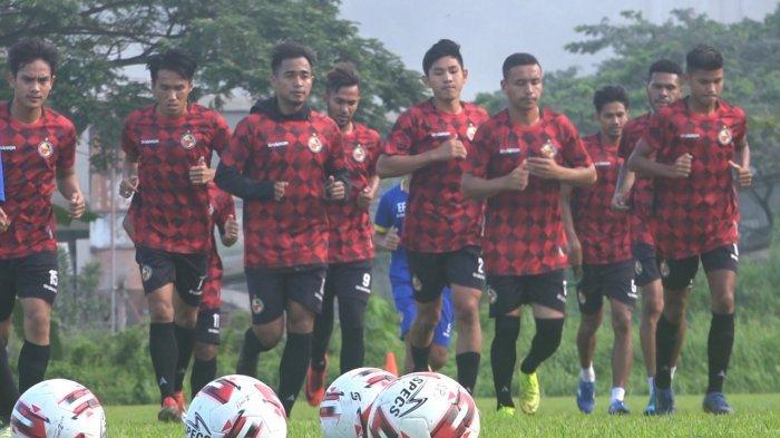 Semen Padang FC Dipastikan Tetap Latihan Normal Walau Liga Diundur