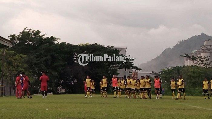 Tim Semen Padang FC Resmi Rekrut 27 Pemain, Tersedia 3 Slot Dapat Diisi Pemain Terbaik Sumbar
