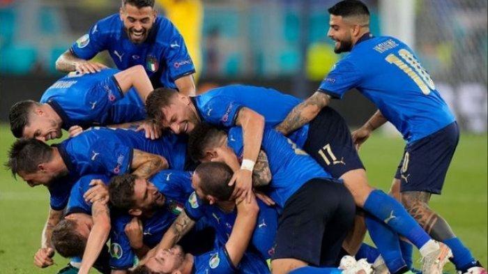 Mampukah Wajah baru Italia Singkirkan Spanyol di Semifinal Euro 2020