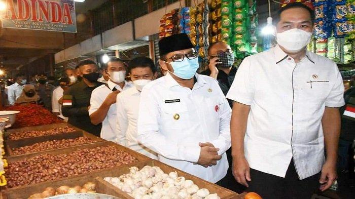 Hendri Septa Langsung Dekati Menteri Perdagangan, Ajukan Proposal Pembangunan Fase VII Pasar Raya