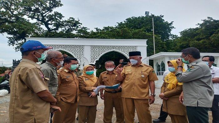 Pembangunan Batu Pemecah Ombak di Padang Rampung, Gubernur Mahyeldi: Alhamdulillah, Dana Rp19 M