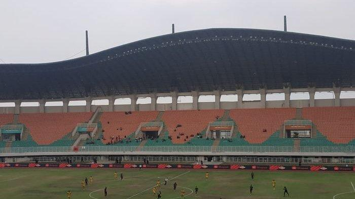 Gol Vanderlei Fransisco ke Gawang Tira Persikabo, Bikin Semen Padang Unggul Hingga Turun Minum