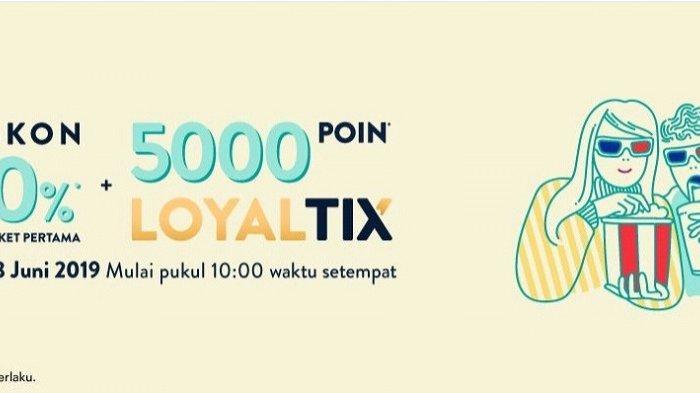 HARI TERAKHIR Promo Tix ID Diskon 50 Persen Tiket Pertama untuk Semua Film di Cinema XXI