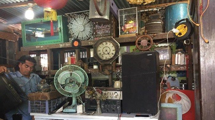 Toko Barang Antik di Kota Padang, Kain China Paling Banyak Dicari Harga Mencapai Ratusan Juta