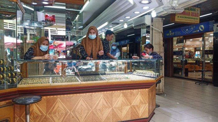 Daftar Harga Emas Hari Ini di Padang, Emas Antam Rp1.932.000 per Dua Gram
