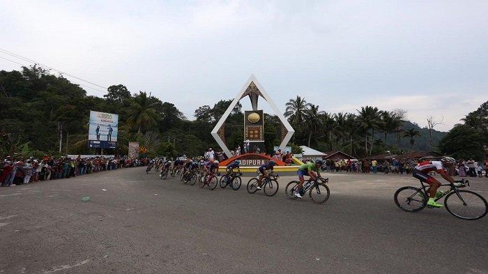 Hari Ini Tour de Singkarak Finish di Kawasan Danau Cimpago, Inilah Jalan yang Ditutup di Kota Padang